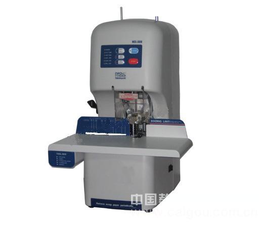 日本原裝NCL進口財務膠管裝訂機