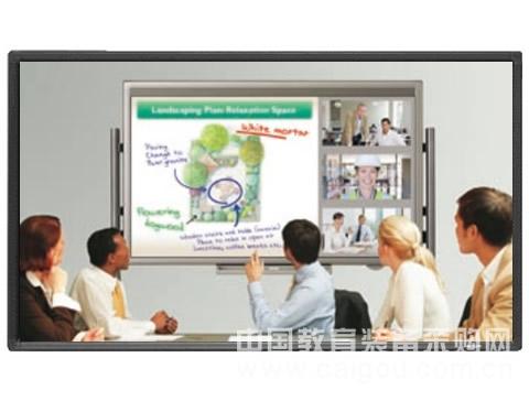 深圳吉禄夏普品牌,80寸液晶触摸电子白板,更高效更全局演绎,