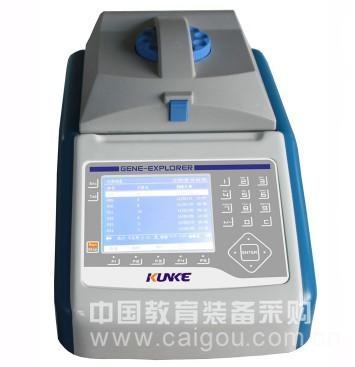 PCR仪,基础型PCR仪,梯度基因扩增仪,定量PCR仪