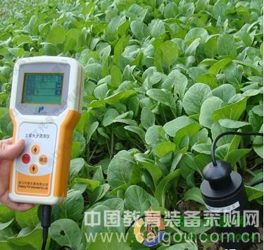 多参数土壤水分记录仪TZS-5X