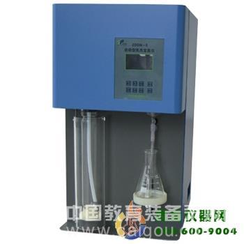 自动型凯氏定氮仪(蒸馏部分)ZDDN-II