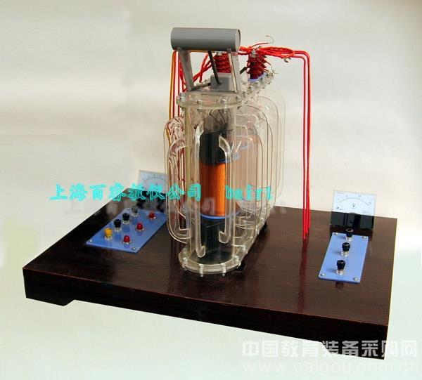 BR-M00 三相异步鼠笼式电动机(透明模型)