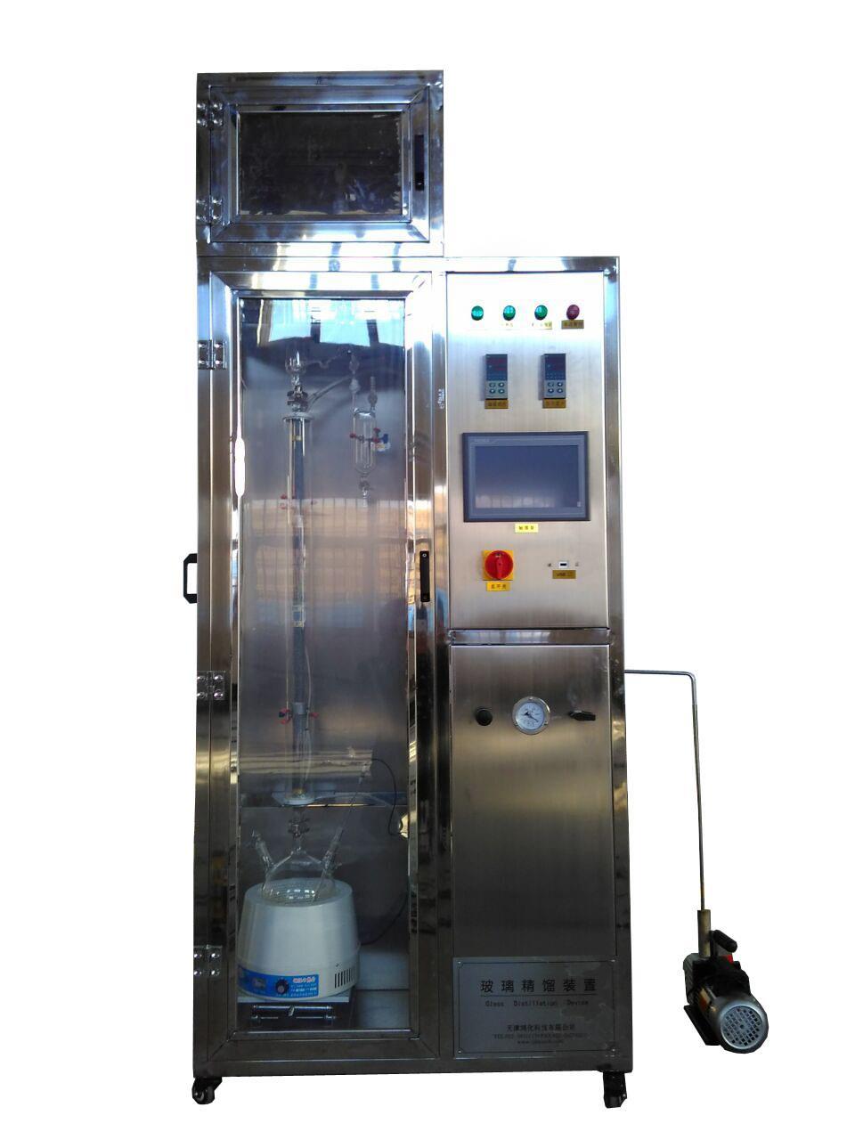 廣西貴州實驗室2L精餾塔裝置