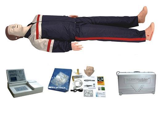 高級多功能心肺復蘇訓練模擬人 上海秉恪科教設備有限公司