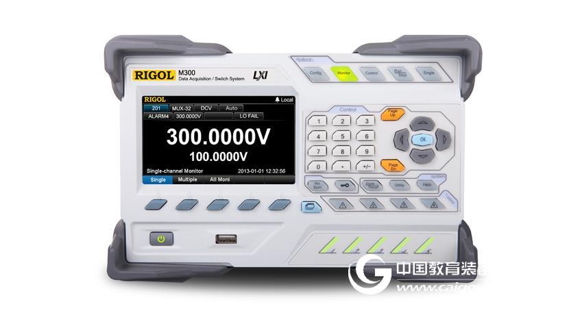 普源 RIGOL M300 M301 M302 數據采集/開關系統