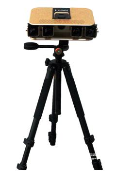 拍照式三維掃描儀