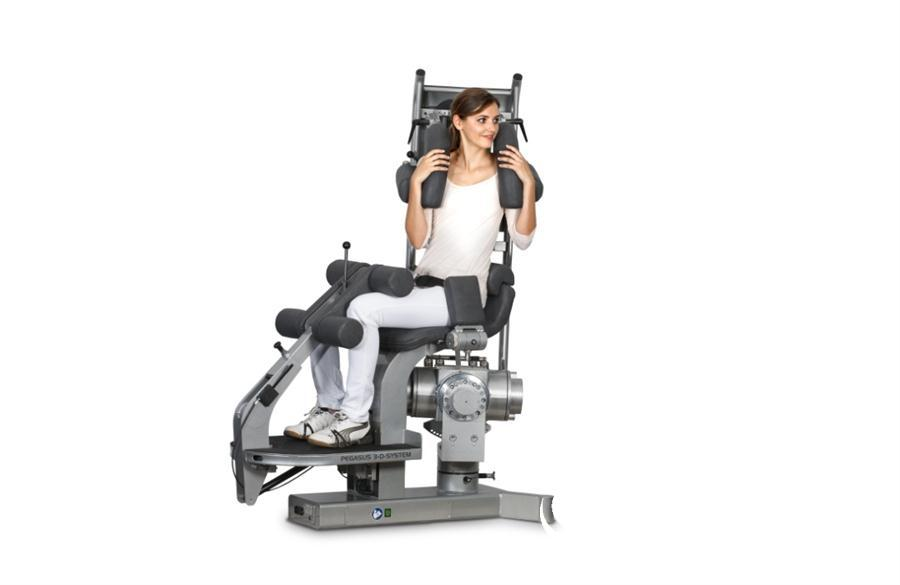 3D核心肌群评估训练系统 PEGASUS