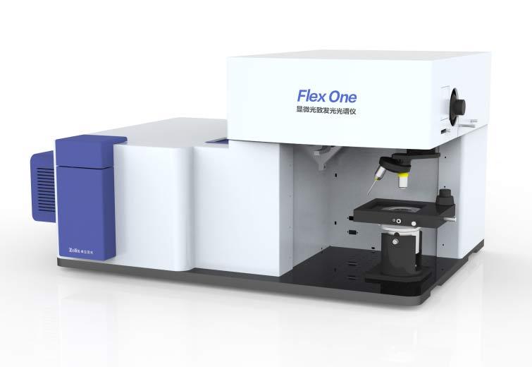 """Flex One""""微光""""系列顯微光致發光光譜儀"""