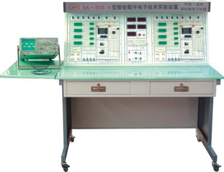 xk-td3 a型智能数字逻辑电子技术实验装置