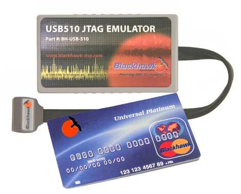 USB510 JTAG Emulator