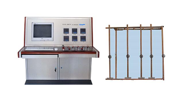 智能門窗氣密、水密、抗風壓性能現場檢測設備