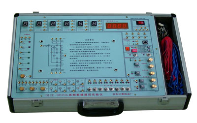 DICE-GP206型高频数模通用实验装置