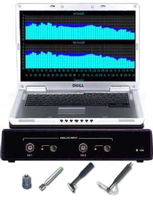 SZ2A双通道声学与振动测试分析系统