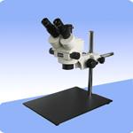 三目大工作台连续变倍体视显微镜