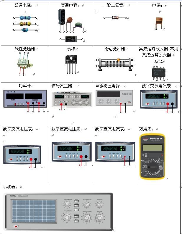 《电路分析》虚拟实验室系统