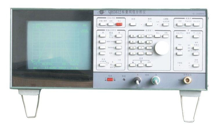 QH3616標量網絡分析儀