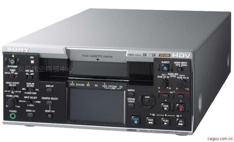 索尼HDV录像机HVR-M25AC