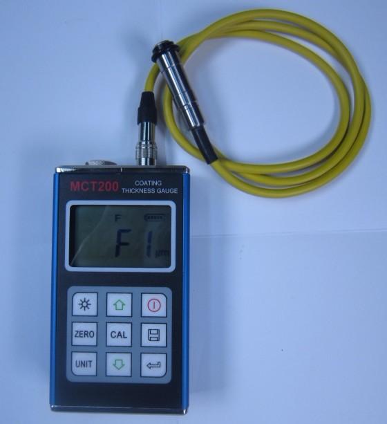 MCT200涂层测厚仪