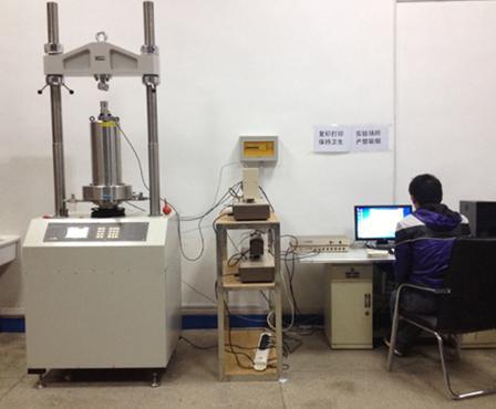 自动三轴试验系统