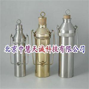 SZH-500可卸取样器/薄壁加重式采样器/铜薄壁液体石油取样器/油品采样器 型号:SZH-500