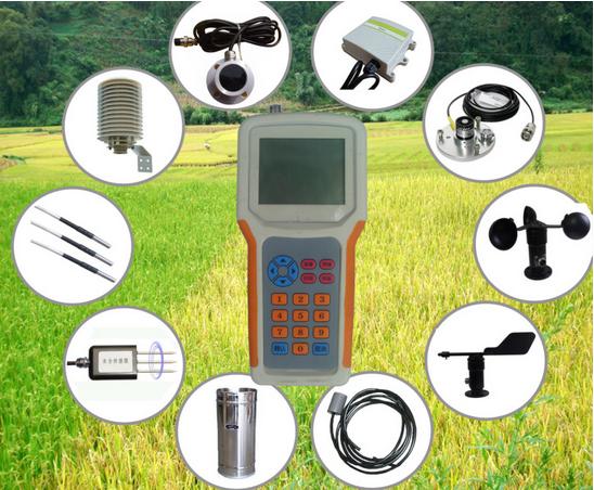手持式智能农业气象环境检测仪 wi114536