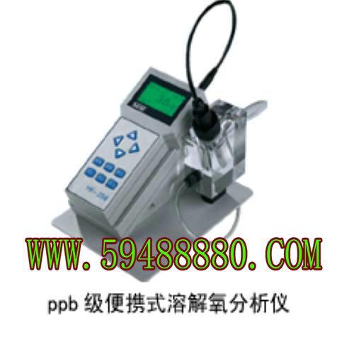 ppb级便携式溶解氧分析仪/便携式溶解氧测定仪/溶氧仪/DO仪/水质测定仪/水质分析仪/水质检测仪 型号:FDROXYGEN2300