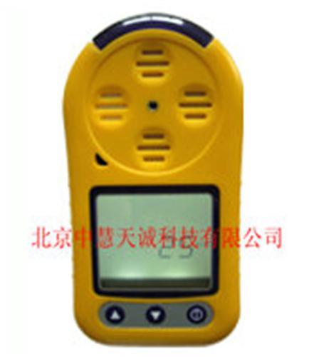 便携式数显四合一气体探测器/便携式数显四合一气体检测仪 型号:ZDSAF-300