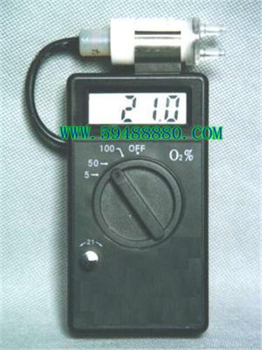 数显测氧仪/便携式测氧仪/氧气分析仪 型号:XCSCY-112C