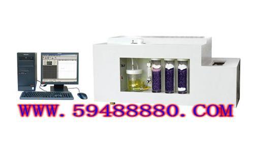 全自动定硫仪 型号:JDF1/SDS516