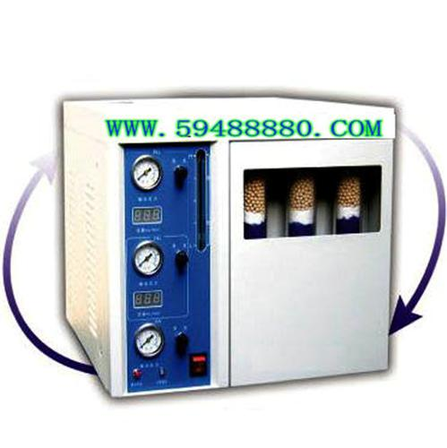 氮氢空三气一体发生器 型号:NJZGT-500E