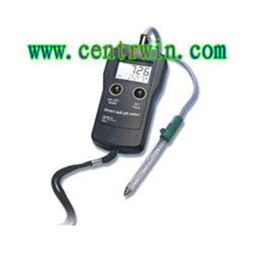 便携式pH测定仪/温度测定仪(种植土壤)意大利 型号:CEN/HI99121