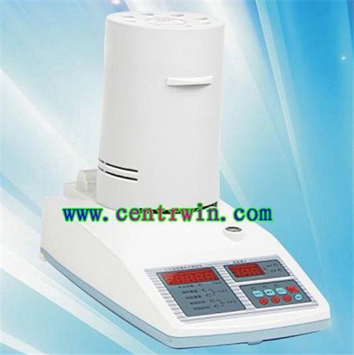 高精度卤素水分仪/卤素水分测定仪 型号:GYDSFY-118