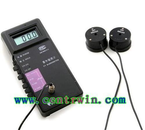 紫外辐照计/紫外线强度计(双通道) 型号:BSFUV-B