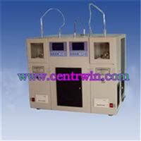 自动原油馏程测定仪(双管) 型号:KHUSZ-IISY