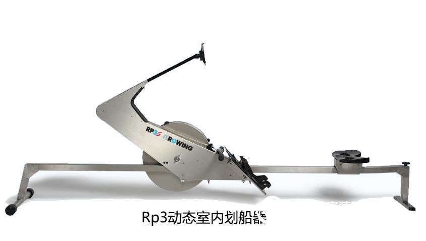 【专业赛艇设备】RP3赛艇动态划船器,一款真正模拟赛艇水上运动模式的划船器