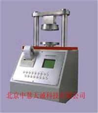 电子压缩试验仪/纸板平压仪/纸板环压仪/纸板边压仪/纸板压缩仪 型号:JS-QYSD-03