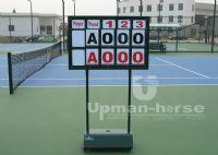 網球場記分牌