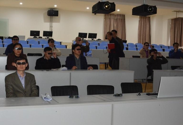 山东科技大学召开虚拟仿真实验教学研讨会