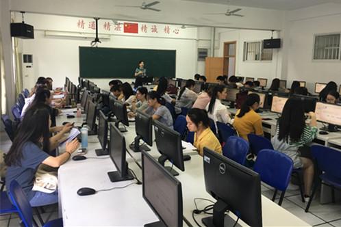 南京市电教馆微课制作送培 助力高淳教育高质量发展