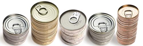 X 射线罐装产品检测成就您的利润最大化!